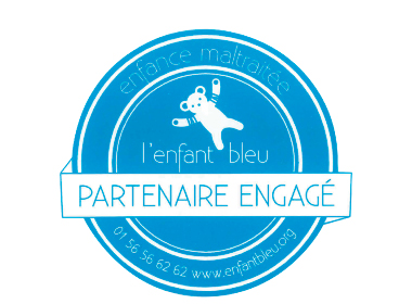 EverLink Services soutient l'Association L'Enfant Bleu